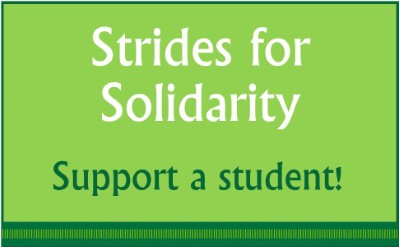 Strides for Solidarity logo