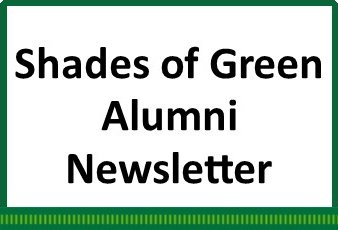 Shades of Green Newsletter